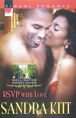 Book Cover RSVP With Love by Sandra Kitt