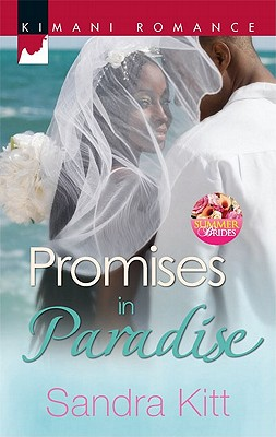 Book Cover Promises in Paradise by Sandra Kitt