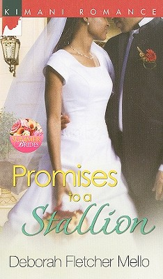 Click for more detail about Promises To A Stallion (Kimani Romance) by Deborah Fletcher Mello