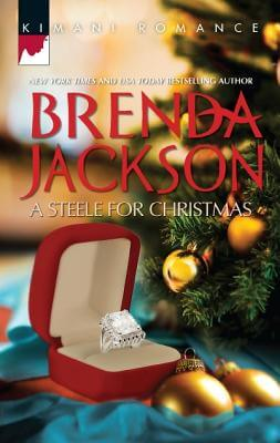 Book cover of A Steele for Christmas by Brenda Jackson