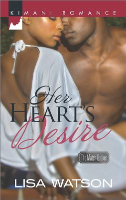 Click for more detail about Her Heart's Desire (The Match Broker) by Lisa Watson