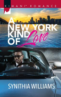 Book Cover A New York Kind of Love by Synithia Williams
