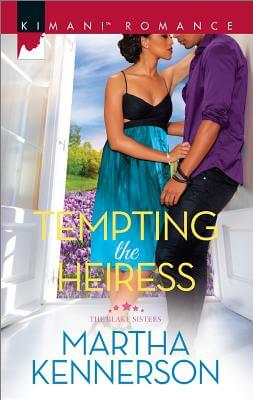 Click for a larger image of Tempting the Heiress (The Blake Sisters)