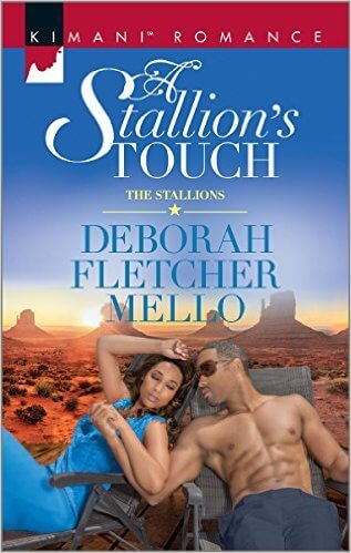 Click for more detail about A Stallion's Touch (The Stallions) by Deborah Fletcher Mello