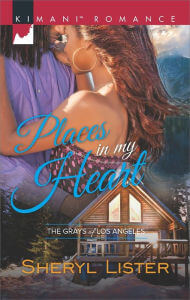 Click for more detail about Places in My Heart (Grays of Los Angeles) by Sheryl Lister