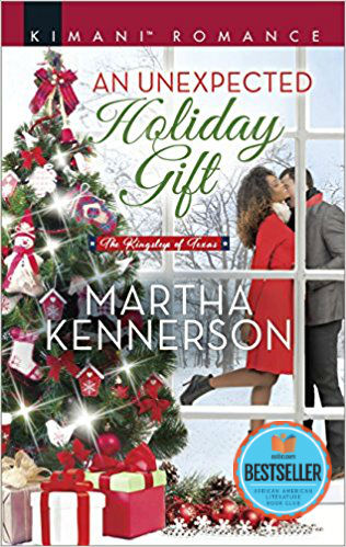 Click for more detail about An Unexpected Holiday Gift (The Kingsleys of Texas) by Martha Kennerson