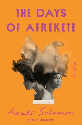 Book Cover The Days of Afrekete by Asali Solomon