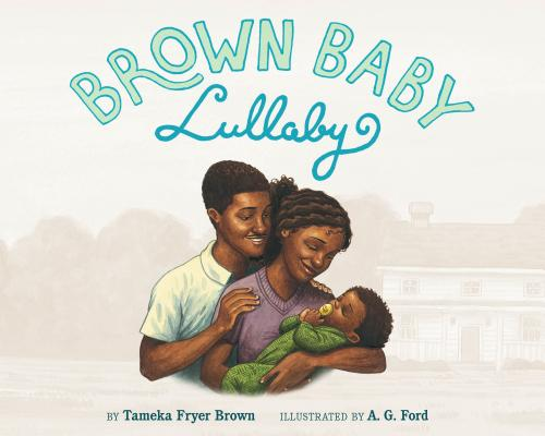 Click for more detail about Brown Baby Lullaby by Tameka Fryer Brown