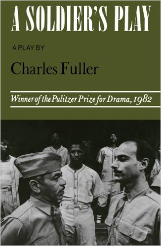 Book Cover A Soldier's Play (Dramabook) by Charles Fuller