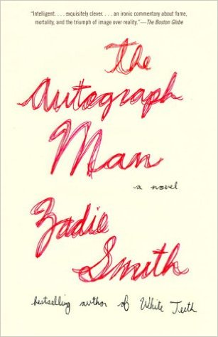 Click for more detail about The Autograph Man by Zadie Smith