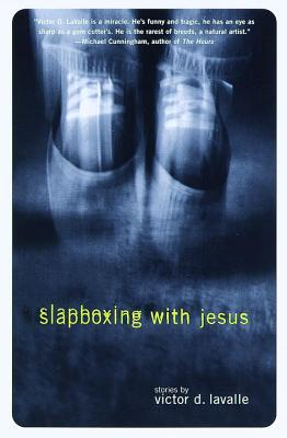 Book Cover Slapboxing With Jesus by Victor Lavalle