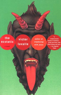 Book Cover The Ecstatic by Victor Lavalle