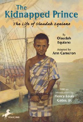 Book Cover The Kidnapped Prince: The Life of Olaudah Equiano by Olaudah Equiano