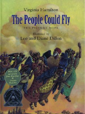 Click for a larger image of The People Could Fly Picture Book And Cd