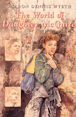 Book Cover The World of Daughter McGuire by Sharon Dennis Wyeth