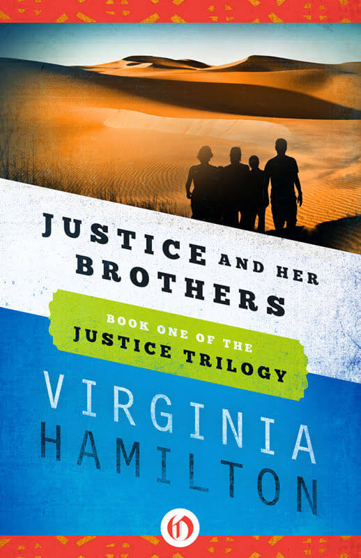 Click for a larger image of Justice and Her Brothers