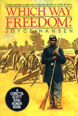 Click for a larger image of Which Way Freedom? (Obi and Easter Trilogy)