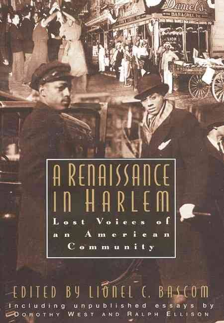harlem renaissance essay papers The purpose of the harlem renaissance was for african americans to  ordinary  books and papers to catch a glimmer of his own beauty.