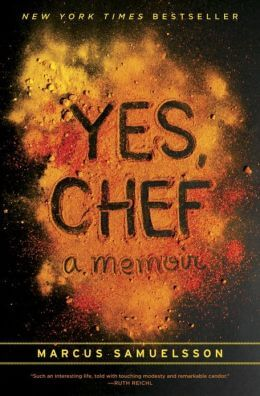 Click for more detail about Yes, Chef by Marcus Samuelsson and Veronica Chambers