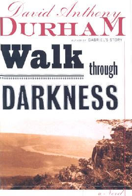 Click for a larger image of A Walk Through Darkness: A Novel