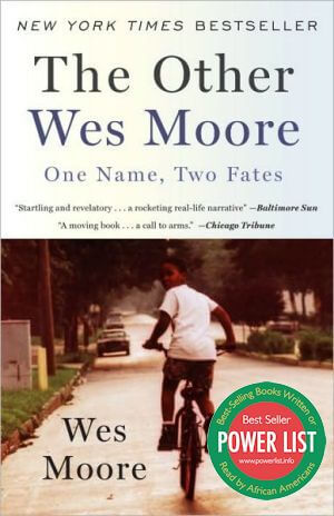 Click for a larger image of The Other Wes Moore: One Name, Two Fates