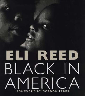 Book Cover Black in America by Eli Reed