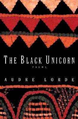 Click for a larger image of The Black Unicorn: Poems (Norton Paperback)