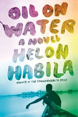 Book Cover Oil on Water: A Novel by Helon Habila
