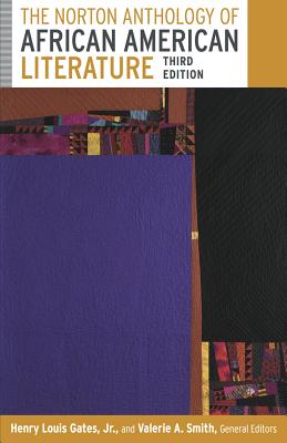 Book Cover The Norton Anthology of African American Literature (3rd Edition) by Henry Louis Gates, Jr., Valerie Smith, William L. Andrews, Kimberly Benston, Brent Hayes Edwards, Frances Smith Foster, Deborah E. McDowell, Robert G. O'Meally, Hortense J. Spillers, and Cheryl A. Wall