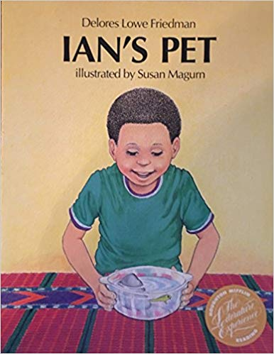 Click for more detail about Ian's pet (Something special read alone book) by Delores Lowe Friedman