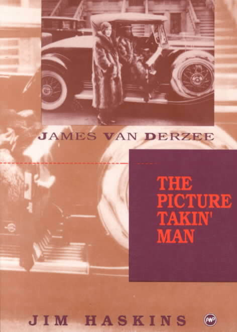 Book Cover James Van Derzee: The Picture-Takin' Man by James Haskins