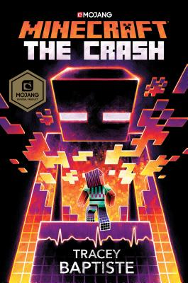 Click for a larger image of Minecraft: The Crash: An Official Minecraft Novel
