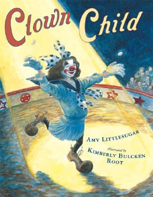 Click for more detail about Clown Child by Amy Littlesugar