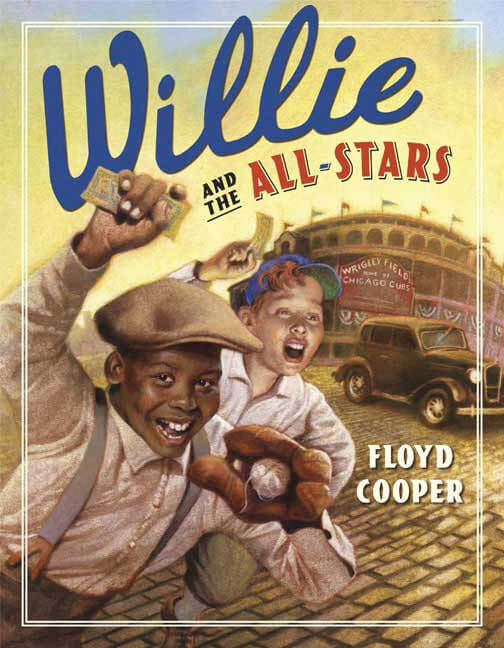 Click for more detail about Willie and the All-Stars by Floyd Cooper