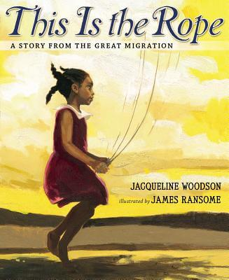 Click for a larger image of This Is the Rope: A Story from the Great Migration