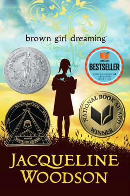 Click for more detail about Brown Girl Dreaming by Jacqueline Woodson