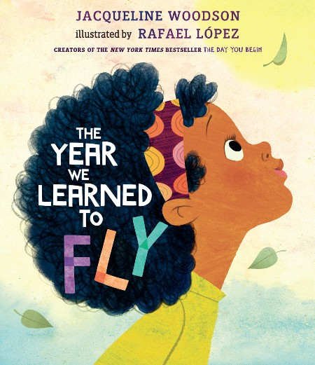 Book Cover The Year We Learned to Fly by Jacqueline Woodson