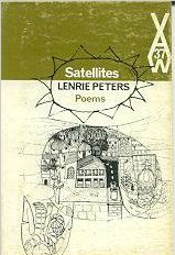 Click for more detail about Satellites: Poems by Lenrie Peters