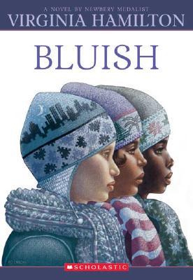 Book Cover Bluish by Virginia Hamilton