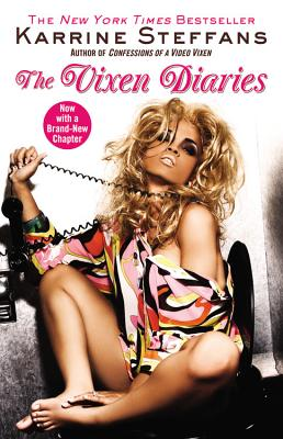 Click for more detail about The Vixen Diaries by Karrine Steffans