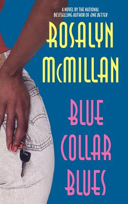 Book Cover Blue Collar Blues by Rosalyn McMillan