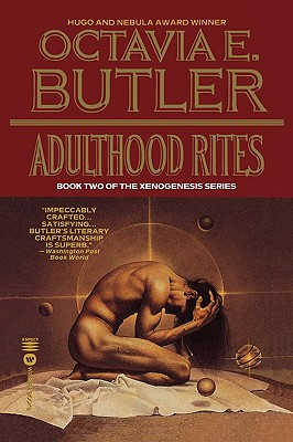 Book Cover Adulthood Rites (Xenogenesis, Book Two) by Octavia Butler