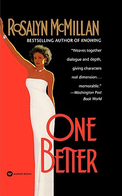 Book Cover One Better by Rosalyn McMillan