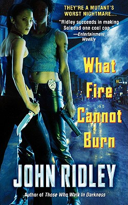 Click for more detail about What Fire Cannot Burn by John Ridley