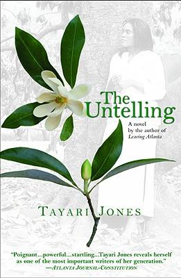 Book Cover The Untelling by Tayari Jones