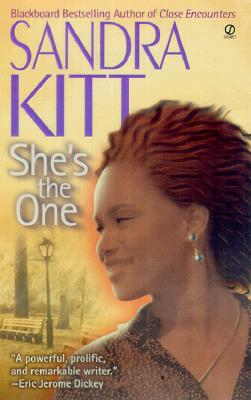 Book Cover She's the One by Sandra Kitt
