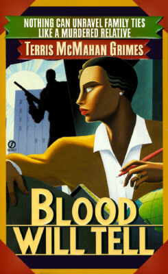 Click for more detail about Blood Will Tell (A Theresa Galloway Mystery) by Terris McMahan Grimes