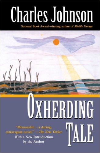 Book Cover Oxherding Tale by Charles Johnson