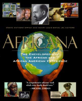 Book Cover Africana by Kwame Anthony Appiah and Henry Louis Gates, Jr.