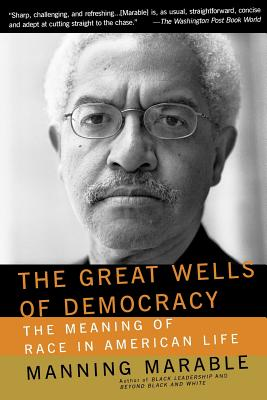 Click for more detail about The Great Wells Of Democracy: The Meaning Of Race In American Life by Manning Marable